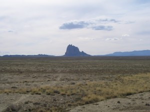 Shiprock Shiprock, NM Author's Photo